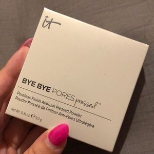 Bye bye pore pressed power